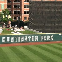 Photo taken at Huntington Park by Julia D. on 6/9/2012
