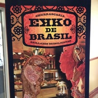 Photo taken at Ekko De Brazil by Trefor M. on 5/4/2012