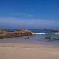Photo taken at Playa de los Muertos by Rincon 6. on 3/3/2012