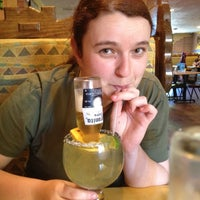 Photo taken at Monte Alban Mexican Grill by Lili P. on 5/6/2012