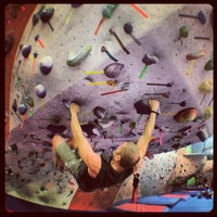 Photo taken at Earth Treks Climbing Center by Adam K. on 6/3/2012