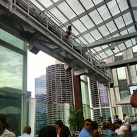 Photo taken at ROOF on theWit by Jennifer M. on 7/22/2012