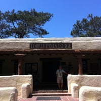 Photo taken at Torrey Pines Lodge by Bart B. on 8/11/2012