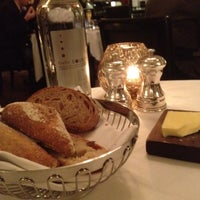 Photo taken at The Savoy Grill by Richie T. on 3/17/2012