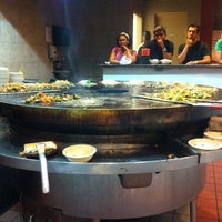 Photo taken at CrazyFire Mongolian Grill by Corey M. on 6/16/2012