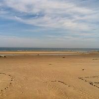 Photo taken at Sea Street Beach by Heather P. on 8/27/2012