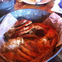 Photo taken at Joe's Crab Shack by G D. on 6/30/2012