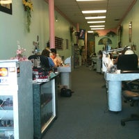 Photo taken at Nail Lacquer by Rebecca T. on 6/9/2012