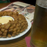 Photo taken at Outback Steakhouse by James M. on 5/26/2012