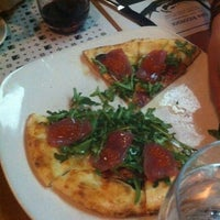 Photo taken at Pizzeria Gusto by Talia S. on 4/1/2012