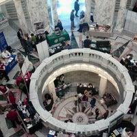 Photo taken at Idaho State Capitol by J.Scott M. on 2/15/2012