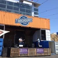 Photo taken at The Bullpen at Half Street Fairgrounds by TiffAngelle on 6/27/2012