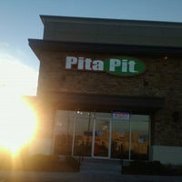 Photo taken at Pita Pit by Christine H. on 8/10/2012
