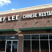 Photo taken at Chef Lee Chinese Restaurant at Lake Anna by Dan D. on 6/8/2012