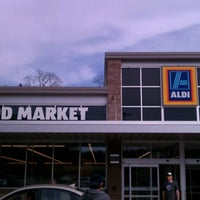 Photo taken at Aldi by Holly E. on 3/7/2012