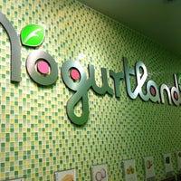 Photo taken at Yogurtland by Michael P. on 3/8/2012