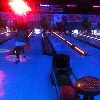 Photo taken at Premiere Bowling & Entertainment by Abbey M. on 7/7/2012