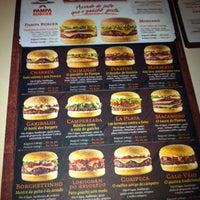 Photo taken at Pampa Burger by Rafael P. on 5/12/2012