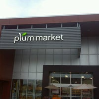 Photo taken at Plum Market by DRR on 3/23/2012