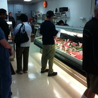 Photo taken at Springfield Butcher by Jack P. on 3/24/2012
