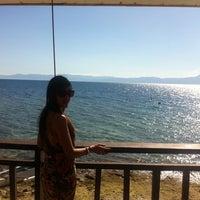 Photo taken at Saavedra Beach Resort by Sophia S. on 4/18/2012