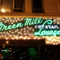 Photo taken at Green Mill Cocktail Lounge by James D. on 3/25/2012
