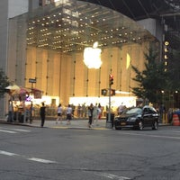 Photo taken at Apple Upper West Side by Christina C. on 7/13/2012