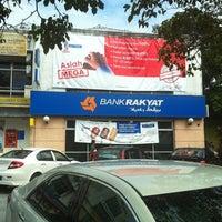 Photo taken at Bank Rakyat Unikeb by Razmi M. on 7/13/2012