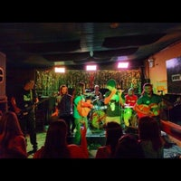 Photo taken at Discovery Bar by Aaron on 7/21/2012