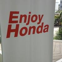 Photo taken at Honda Sriracha by คุณครู จ. on 8/11/2012