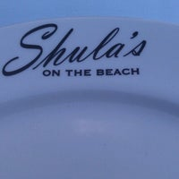 Photo taken at Shula's on the Beach by Jim G. on 7/27/2012