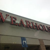 Photo taken at Men's Wearhouse by Jacob T. on 4/19/2012