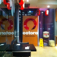 Photo taken at Ootoro Japanese by Adam F. on 8/3/2012