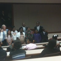 Photo taken at Wake Forest School of Law by Austin S. on 4/11/2012
