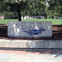 Photo taken at South Carolina Aquarium by Rosemary O. on 7/29/2012