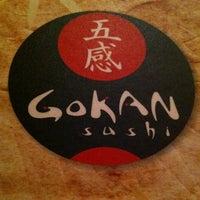 Photo taken at Gokan by Rodolfo N. on 8/28/2012