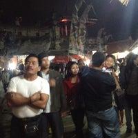 Photo taken at Pesta Kesenian Bali (PKB) XXXIV 2012 by ॐYantu S. on 7/8/2012