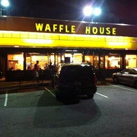 Photo taken at Waffle House by Lauren P. on 2/26/2012