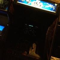 Photo taken at Barcadia by Brad on 4/24/2012