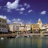 Photo taken at Loews Portofino Bay Hotel at Universal Orlando by Magdalena R. on 5/11/2012