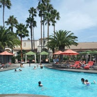 Photo taken at Hilton San Diego Resort & Spa by CD7 on 8/30/2012