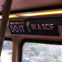 Photo taken at WMATA Yellow Line Metro by ClearanceJobs on 3/23/2012
