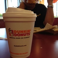 Photo taken at Dunkin' Donuts by David D. on 5/25/2012