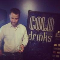 Photo taken at Flood Music Studios by Benjamin P. on 2/28/2012
