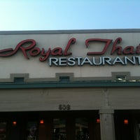 Photo taken at Royal Thai by Ashanti M. on 5/19/2012