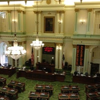 Photo taken at California State Capitol Building by Jason L. on 6/22/2012