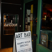 Photo taken at Art Bar by Party Earth on 4/3/2012