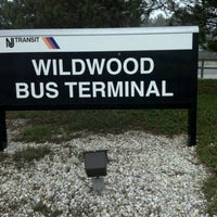 Photo taken at Wildwood bus terminal by Daryl J. on 3/16/2012