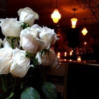 Photo taken at Shalel Lounge by Allison J. on 5/4/2012