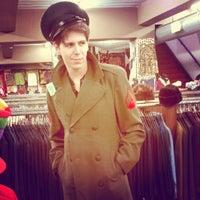 Photo taken at Iguana Vintage Clothing by Vini D. on 5/28/2012